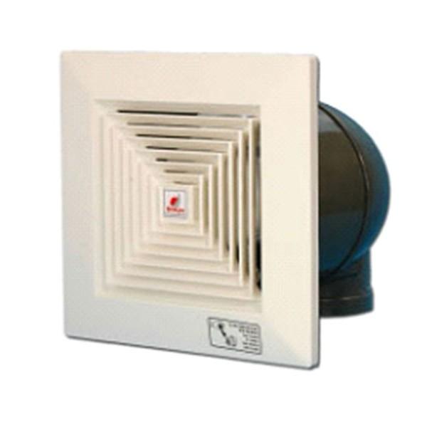 Quạt thông gió âm trần nối ống Tico TC – 25AV4