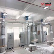 Hệ thống Xử Lý Bụi Nhựa KCN Việt Hưng