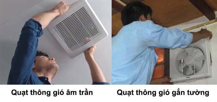 lap dat quat thong gio cung voi dieu hoa 2
